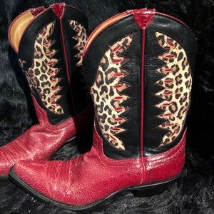 Johnny Ringo Cowboy boots